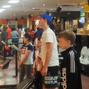 Bowling and Pizza with the altar servers and children's choir photo album thumbnail 2