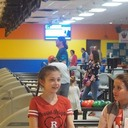 Bowling and Pizza with the altar servers and children's choir photo album thumbnail 15