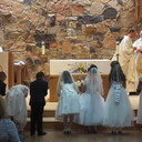 First Eucharist 10am Group photo album thumbnail 41