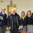 Pope John XXIII Regional High School Choir sings on the Epiphany at the 9am and 10:30am Masses photo album thumbnail 6