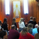 Pope John XXIII Regional High School Choir sings on the Epiphany at the 9am and 10:30am Masses photo album thumbnail 10